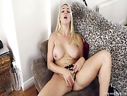 Big British Tits And A Tight Ass On The Dirty Talking Girl