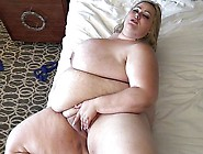 Blonde Bbw With Massive Tits Gets Drilled Hard