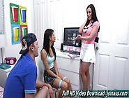 Veronica Rodriguez And Kendra Lust Milf Threesome
