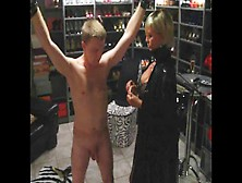 Lady Barbara And Her Slave (4)