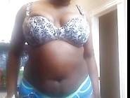Kinky Chubby Ebony Nanny Masturbation At Work