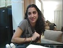 Lebanese Teenager Tries Frat Porn (Ishtar,  She's 19)