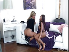Join Two Ladies Having Closeness