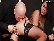 Smart Porn Star Enjoys Wild Sex Romp