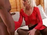 Blonde Wife Black Bred