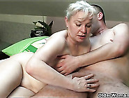 Mother In Law Wants His Cock In Her Old Cunt