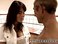 Lisa Ann Handjob And Teen Pussy Dripping With Jizz After Some Sh