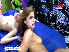 Khadisha Latina And Paola Mike Team Up For Cum - German Goo Girl