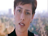Enjoy Sensual Erotic Movie Featuring Beautiful Short-Haired Actr