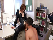 Horny Japanese Whore Mio Oichi In Crazy Office,  Latex Jav Movie