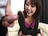 Dazzling Asian Girl In Hot Lingerie Gives A Horny Guy A Hel