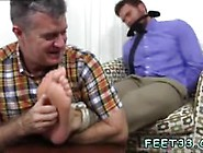 Gay Cum On Feet Chase Lachance Tied Up,  Gagged & Foot Worshiped