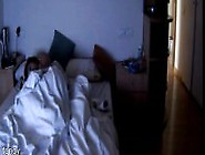 Reallifecam Isabel And Marcelo In The Bedroom Play With Dog
