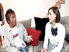 Cute Teen Collegegirl Brooke Lee Adams Creampie With Asian Guy