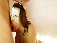 Brutal Deepthroat Gagging Facefuck & Cum Facial