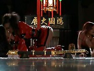Babe Asa Akira & These Asian Sluts Have A Pussy Party