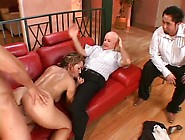 Husband Watches His Wife Get Fucked