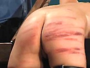 Sweet Revenge - Hard Whipping And Caning