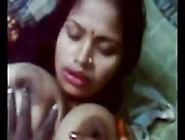 Chubby Desi Woman With Bug Tits Pov Fucked In Bed
