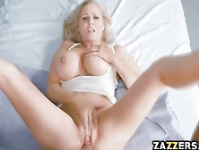 Tony Pounded His Stepmom Julia's Longing Pussy