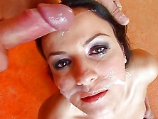 Cum For Cover She Isnt Picky With What She Puts In Her Mouth