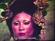 Geisha Tells And Shows Her Secrets (1960S Vintage)