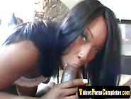 Una Negra Muy Mamona - Www. Videospornocompletos. Com