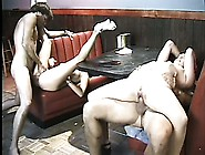 Two Kinky Young Couples Get Horny And Start Fucking Side By Side