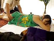 This Hottie Got Massaged