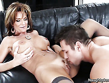 Deauxma With Round Butt And Her Hot Bang Buddy Johnny Castle Are