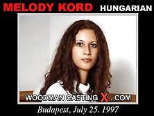 Woodman Casting X - Melody Kord