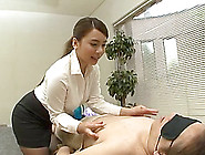 Cute Asian Babe Cures The Next Patient With Her Sweet Pussy