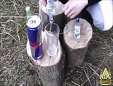 Horserider Drinks,  Pees And More