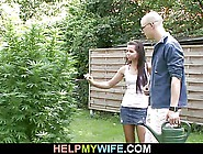 Juicy Young Wife Enjoys Cuckolding