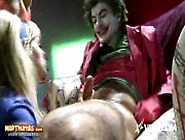 Batman Xxx A Porn Parody Joker Blowjob And Fucked