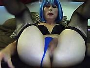 Dirty Talk Tasha Dildo Crossdresser Shemale Ass