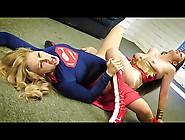 Wonder Woman Vs Super Girl