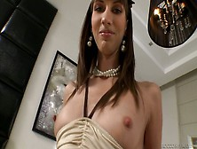 Chick With Perky Nipples Taniella Gives Blowjob On A Pov Camera