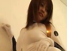 Chiharu Nakasaki Cosplays Rei Ayanami