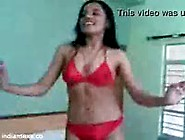 Horny Bengali Girl Stripe Dance