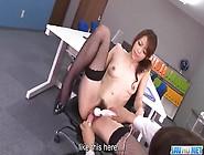 Subtitles - Beautiful Maki Hojo Fucked Hard I