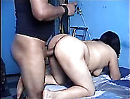 Mexican Mom Enjoys Hot Rear Banging With Me In Homemade Video
