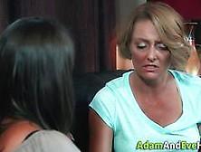 Lesbian Milf Eaten Out Hardcore