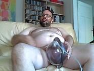 Big Pumped Balls Swinging