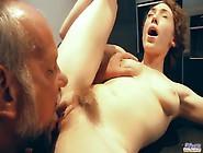 Big Tits Teenie Pervert Fucking With German Grandpa
