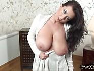 Ewa sonnet nude in shower Pornstar Brunette