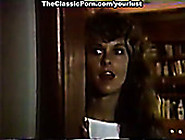 Kinky Slim And Titless Vintage Brunette Suck Two Dicks And Enjoy