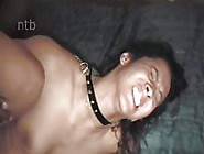 Hot Slut Enjoys Black Cock