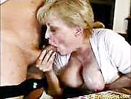 Unknown - Crazy Old Mom Gets Fucked Hard With A Long Cock Deep -