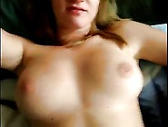 Young Cute Teen W Big Tits Fucking Her Boy Wildly